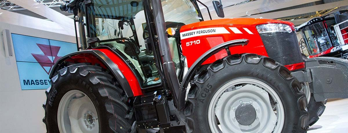 Massey Ferguson Tractors - Sussex